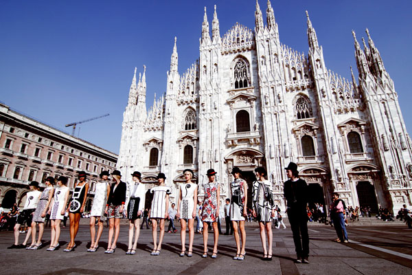 Tour di Milano